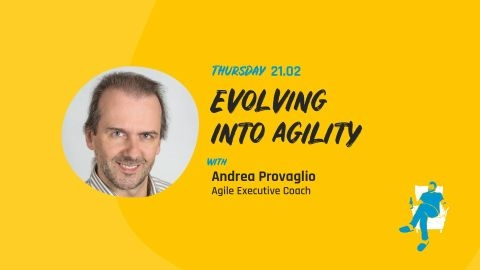 Tinel #21 - Evolving into Agility