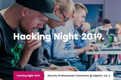 Hacking Night 2019 - Algebra