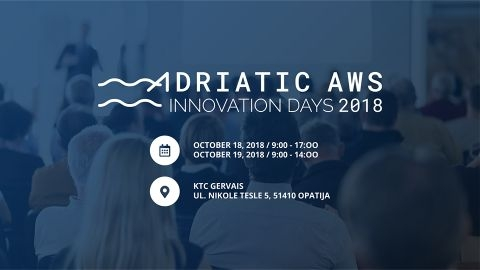 Adriatic AWS Innovation Days 2018 - Opatija