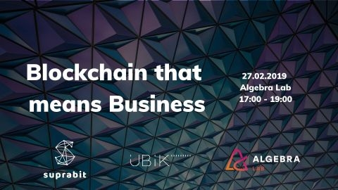 Blockchain that means Business - Zagreb