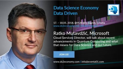 Data Science Economy 2018 - Zagreb