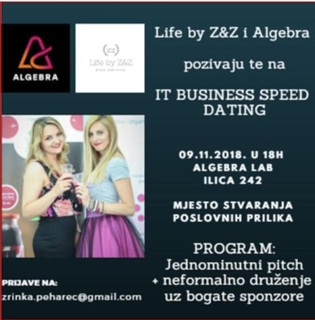 IT business speed dating - Zagreb