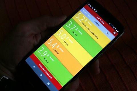 Predstavljamo Aplikaciju Lastquake Mobiteli I Mobilni Razvoj Rep Hr
