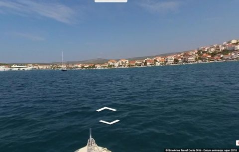 Rogoznica dobila Google Sea View