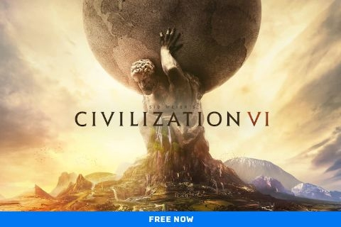 Epic games nudi besplatan download Civilizacije 6 i drugih igara!