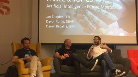 Artificial Intelligence Meetup 062018 - Zagreb
